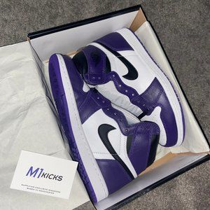 Jordan 1 Retro High Court Purple